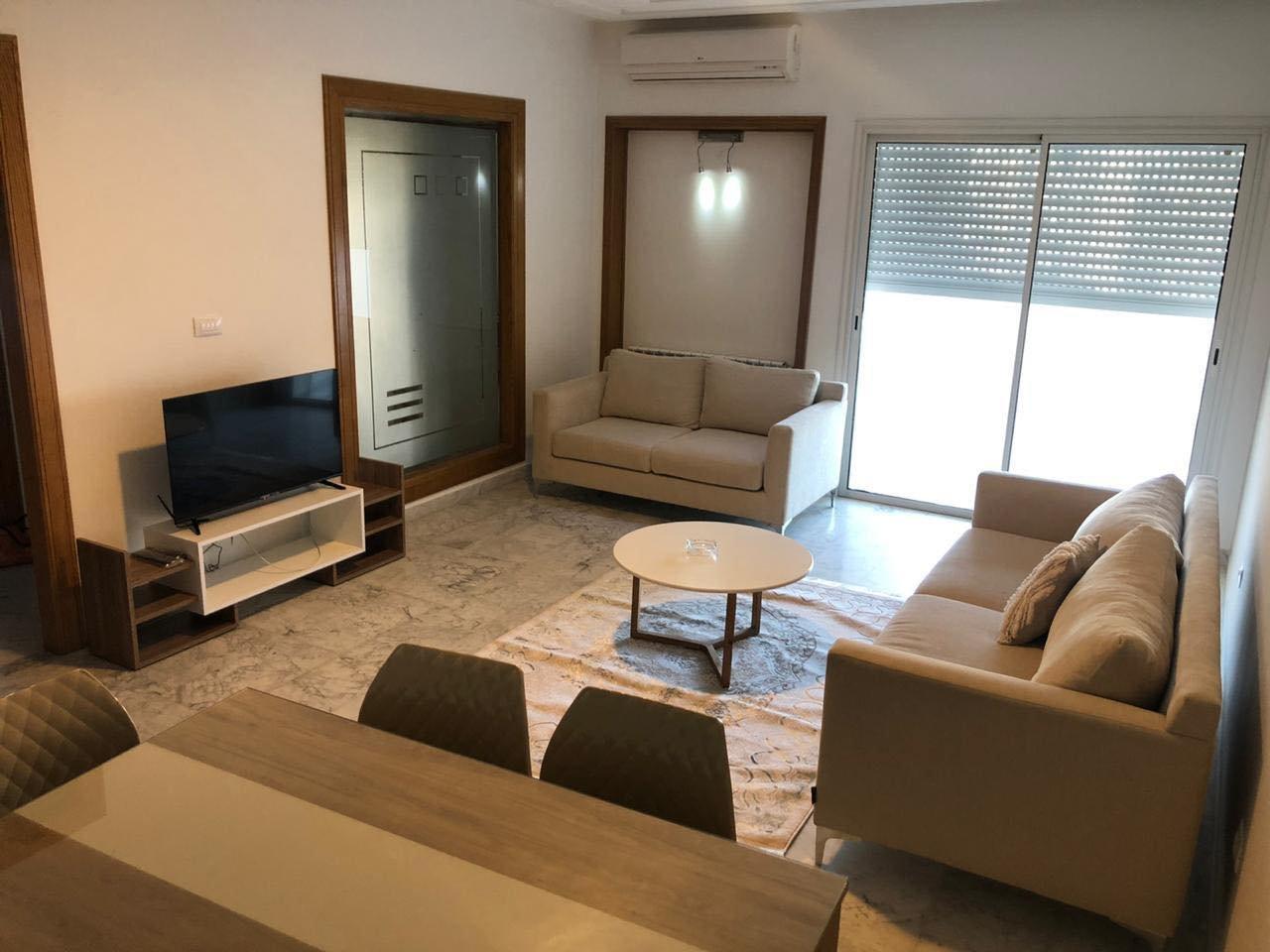 Location Appartement S+2 meublé au Lac 2.