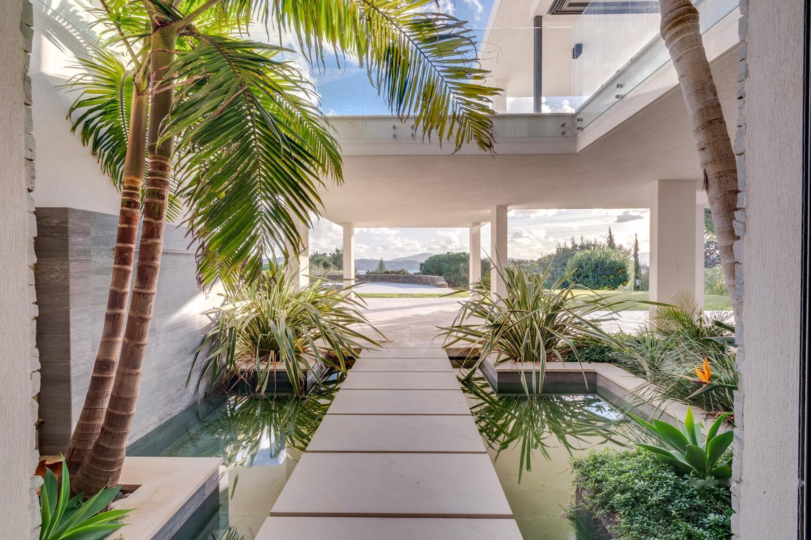 Grimaud-Beauvallon | Villa de luxe d'environ 400m2 +  maison d'hôtes & VUE PANORAMIQUE!