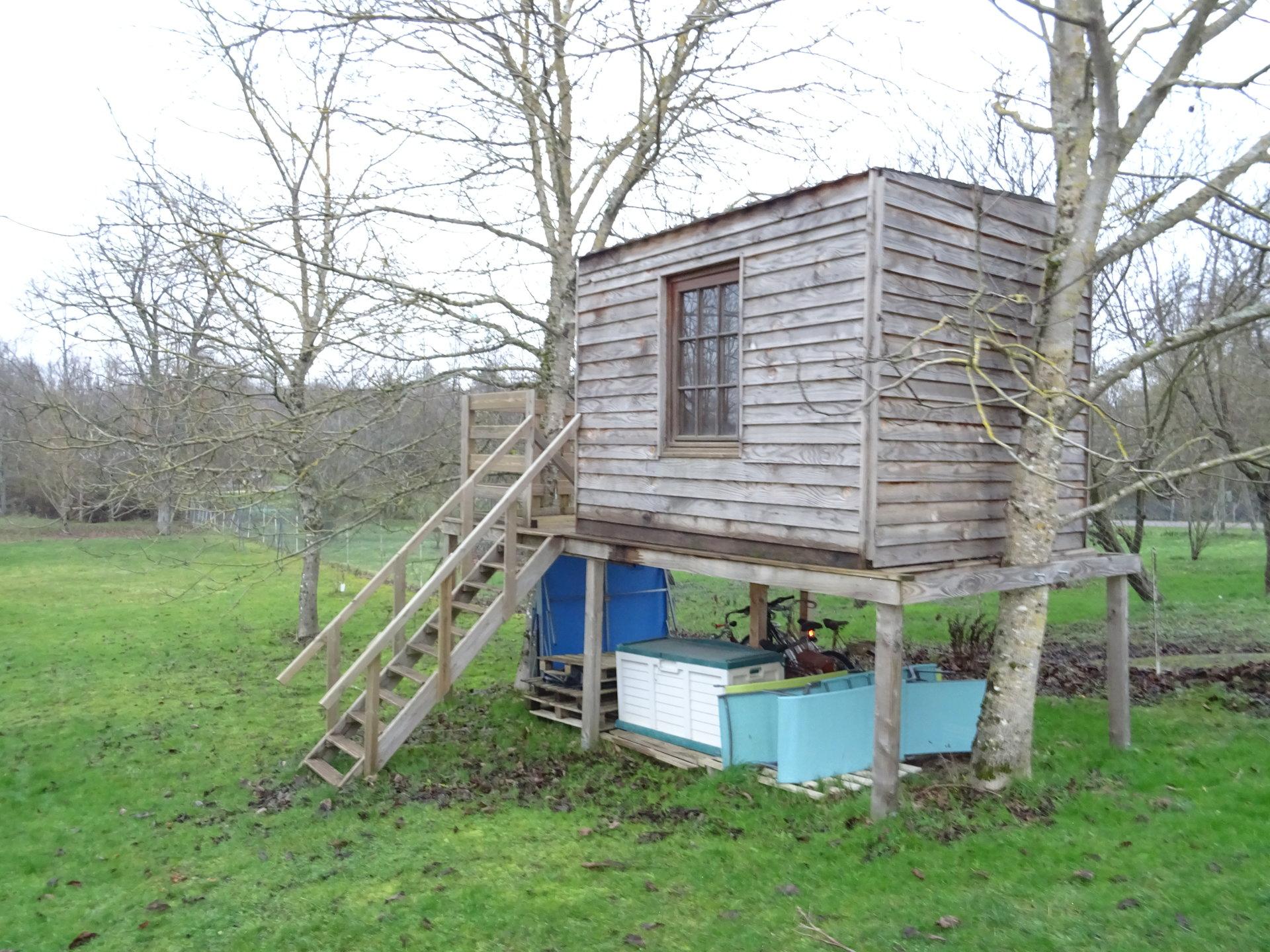 Maison d'habitation restaurée et Gîte