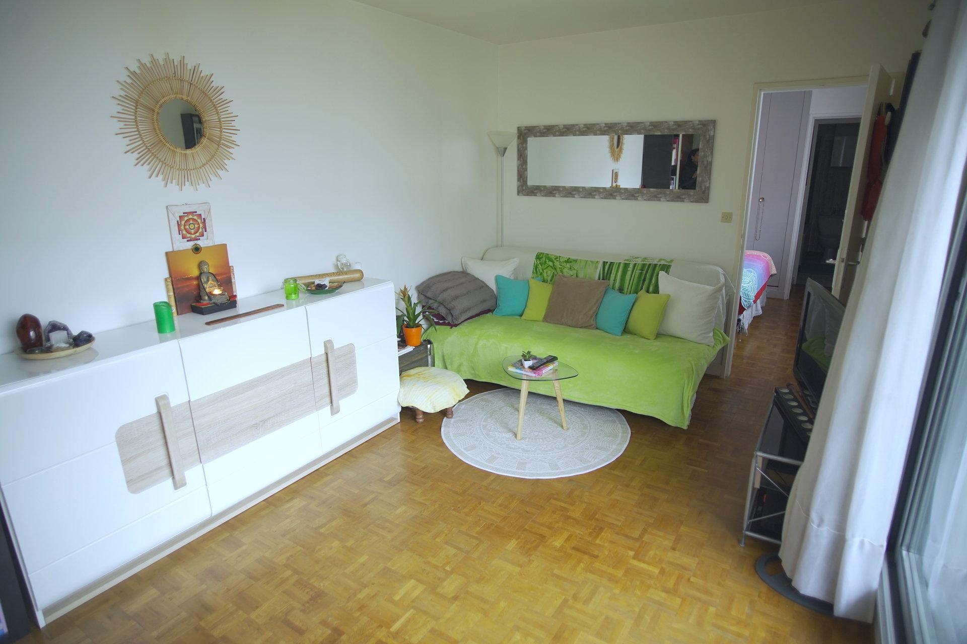 Achat Appartement Surface de 34.66 m²/ Total carrez : 34.66 m², 2 pièces, Paris 12ème (75012)