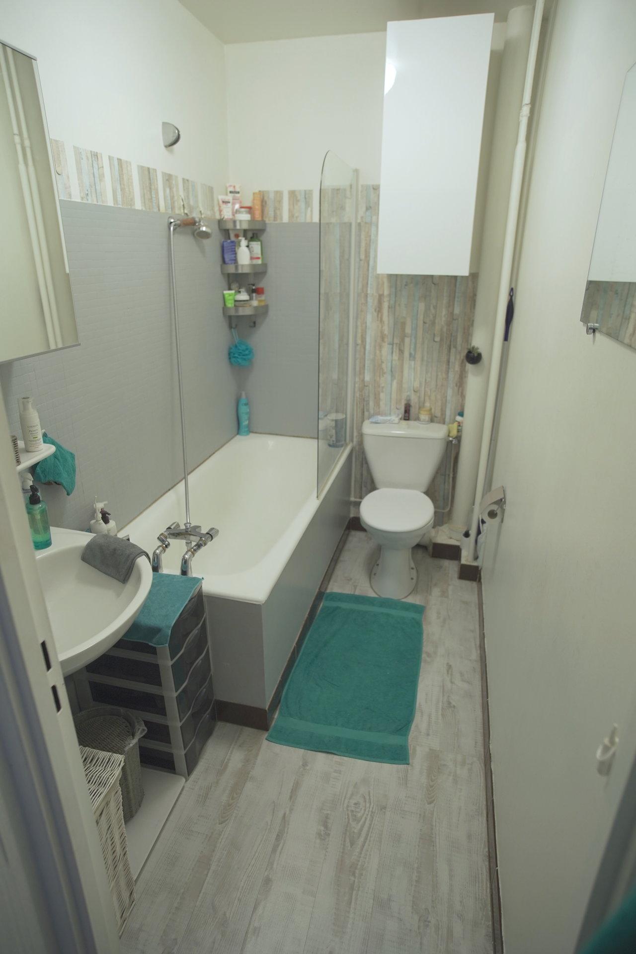 Achat Appartement, Surface de 34.66 m²/ Total carrez : 34.66 m², 2 pièces, Paris 12ème (75012)