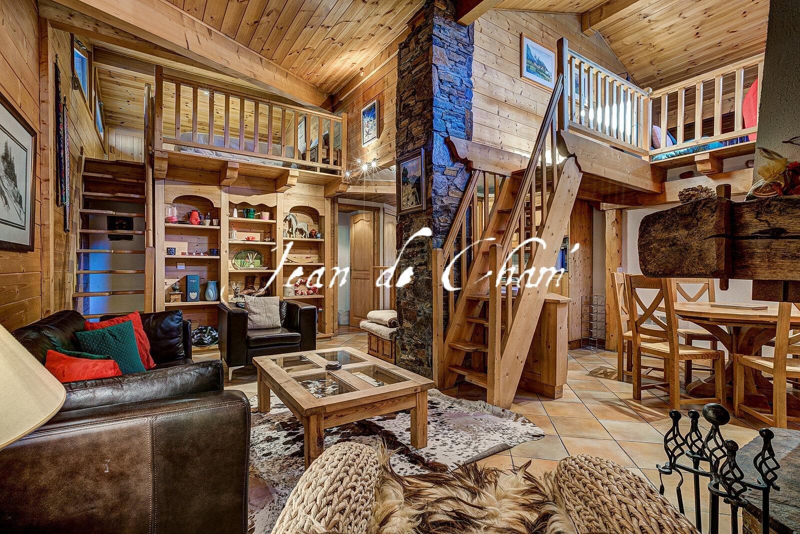 Сезонная аренда Квартира - Шамони́-Монбла́н (Chamonix-Mont-Blanc) Centre Ville
