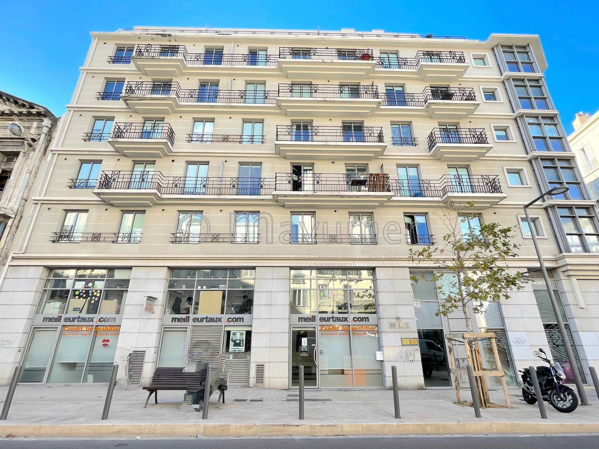 Appartement T2 13006 Marseille Cours Lieutaud-Castellane