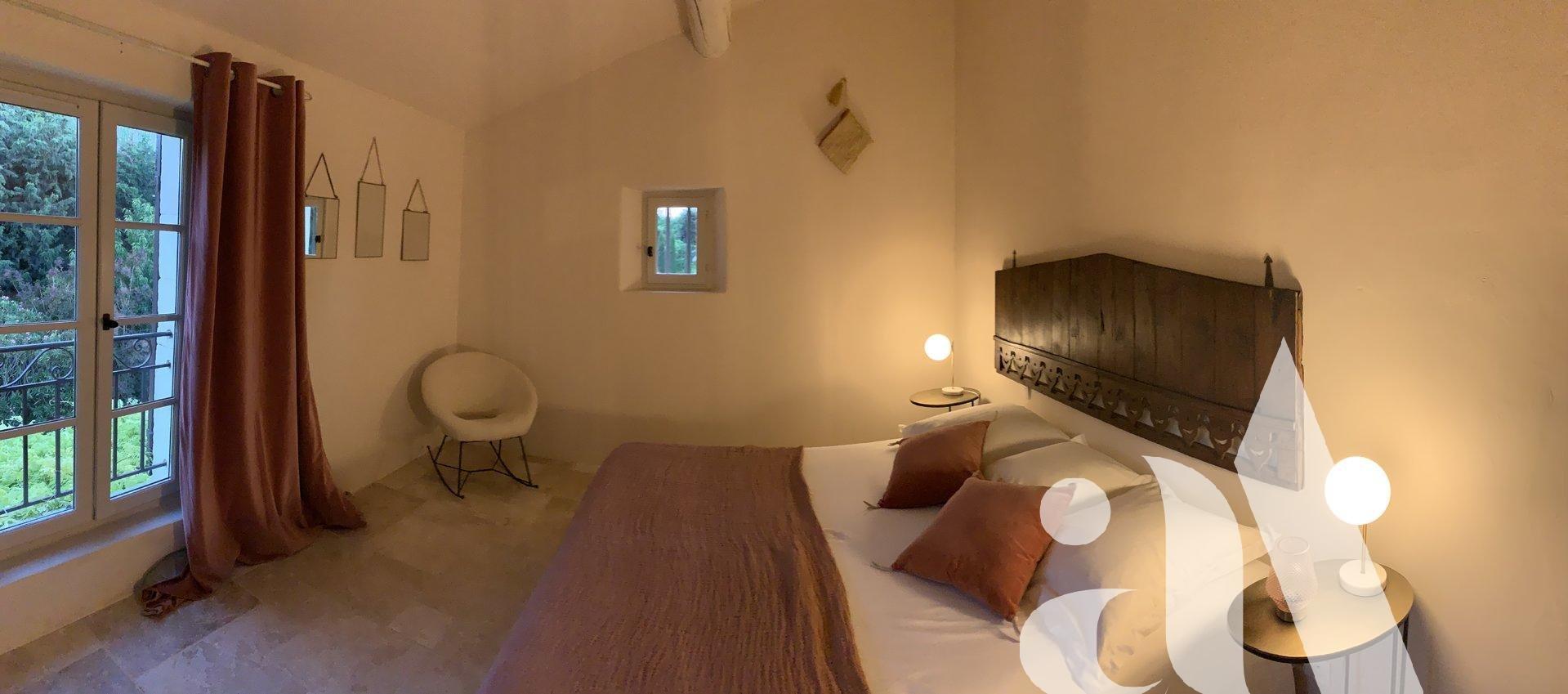 MAS SAINT-ROCH- PARADOU - ALPILLES - 6 chambres - 10 personnes