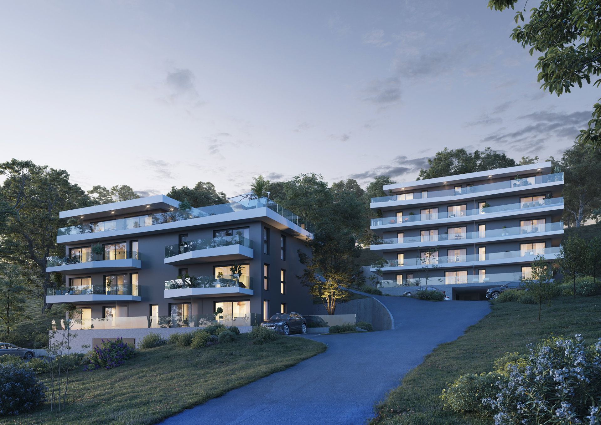 Vente Appartement - Évian-les-Bains