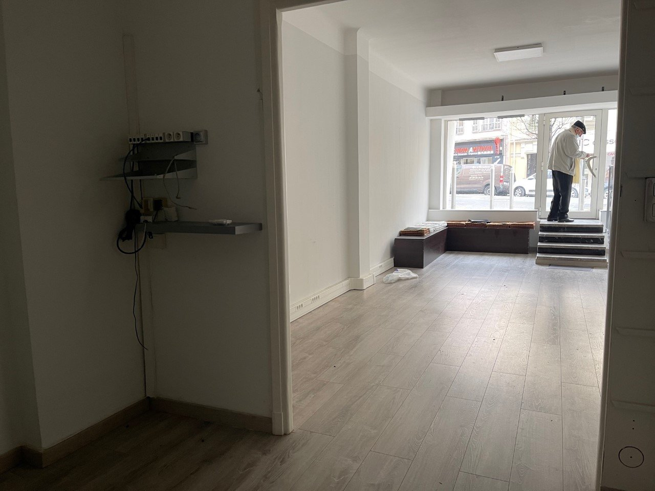 LOCATION PURE - 44m² - NICE-CESSOLE