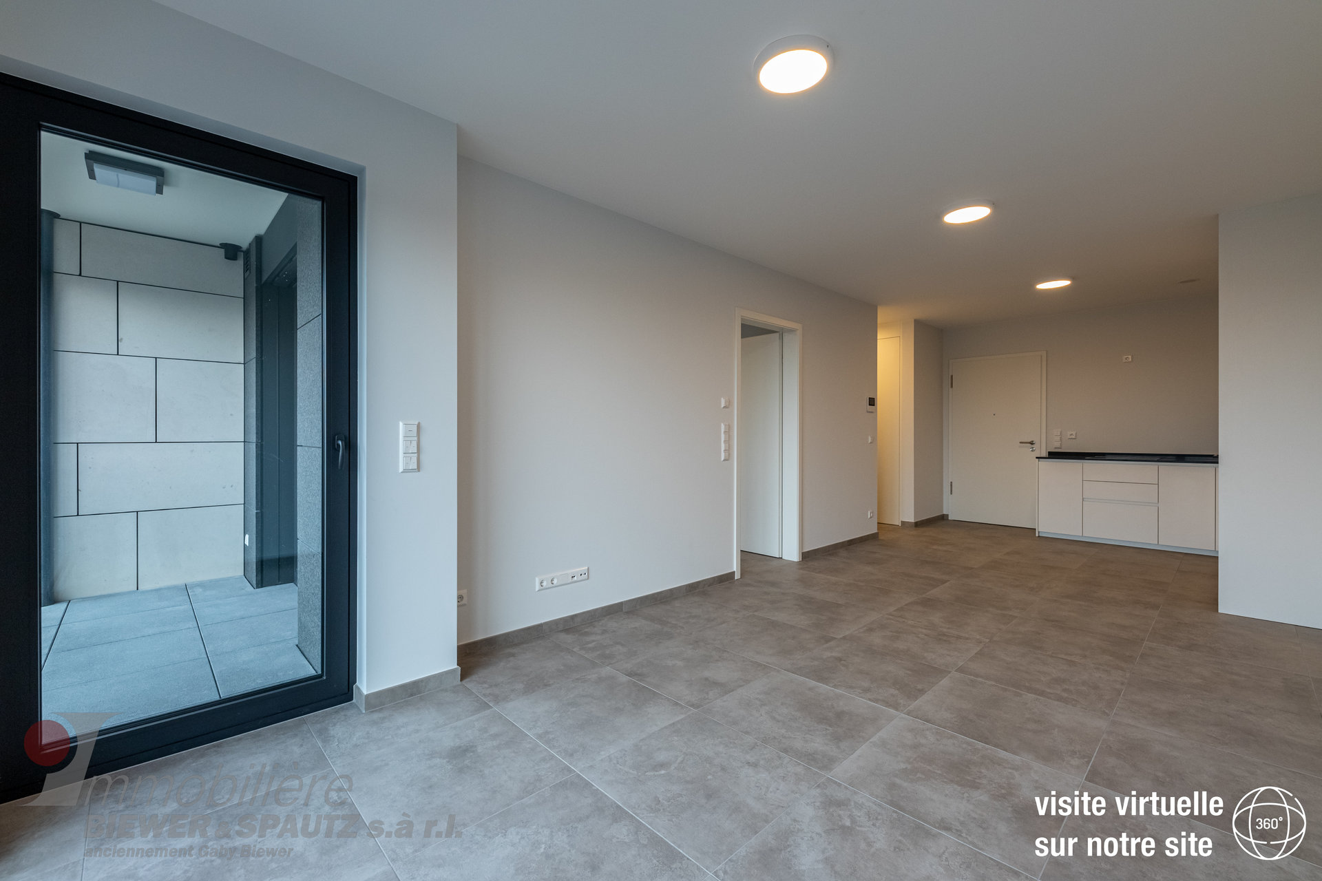 FOR RENT - new apartment with 1 bedroom in Luxembourg-Gasperich