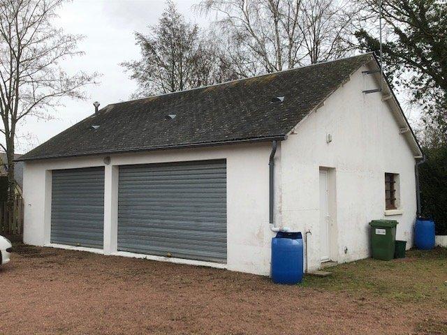 TERRAIN avec garage double