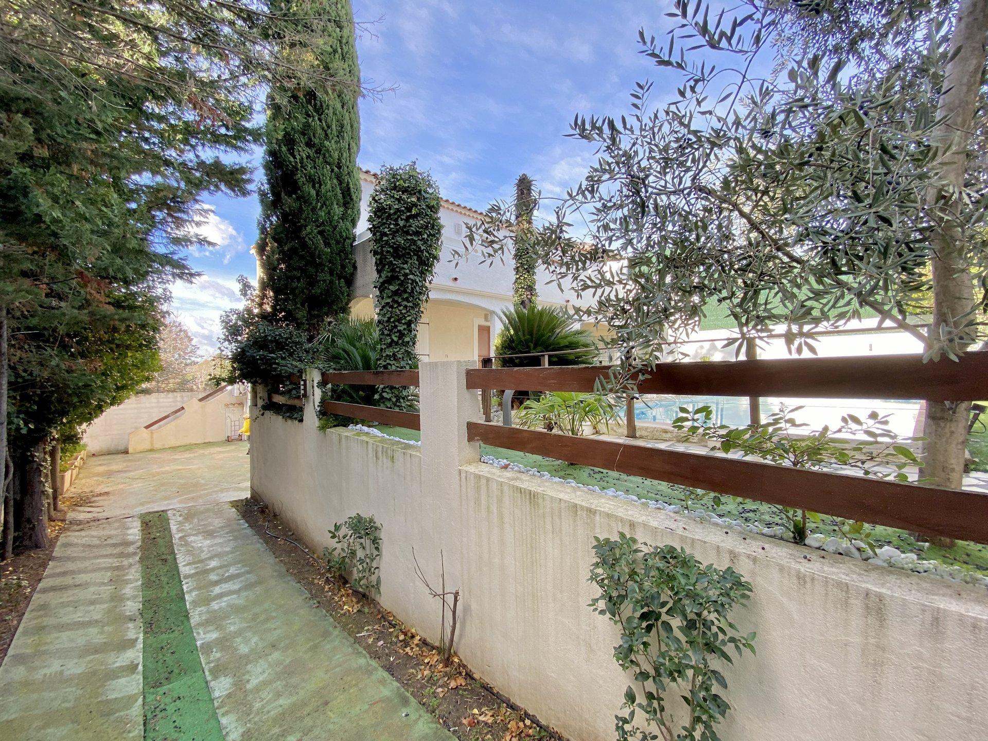 Maison de ville Aix en Provence