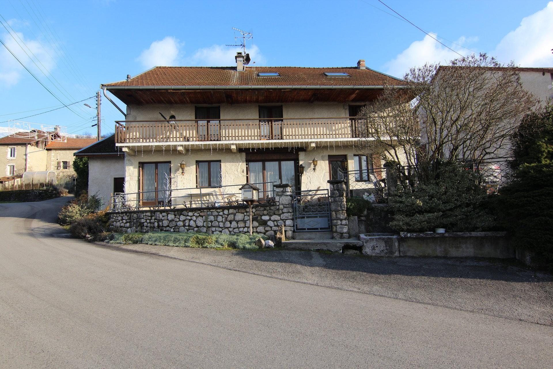 Maison - Clarafond-Arcine