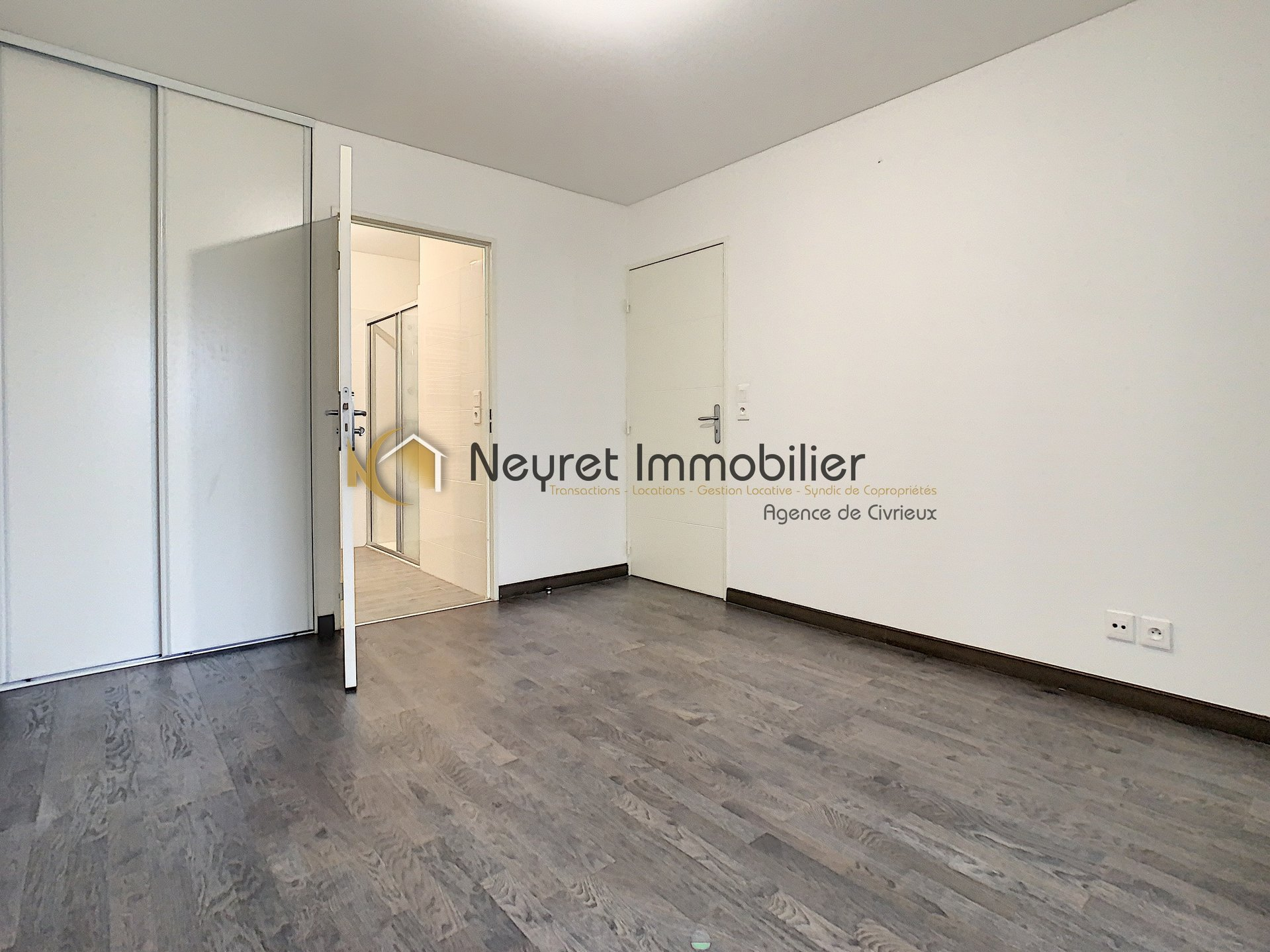 Appartement T2 RDJ CENTRE BOURG DOMMARTIN
