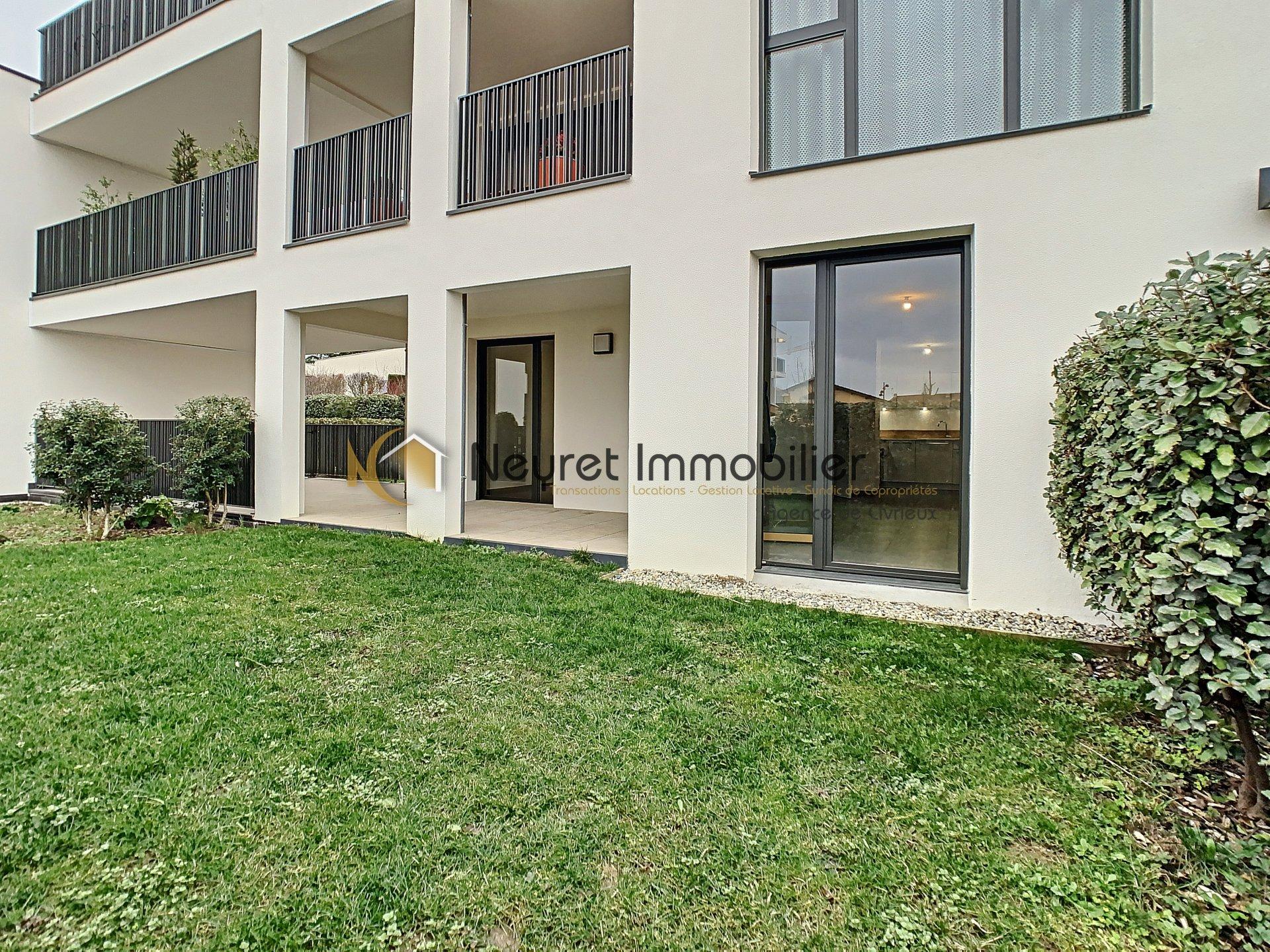 Appartement T2 RDJ CENTRE BOURG DOMMARTIN