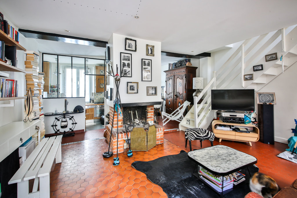 Sale Duplex - Paris 18th (Paris 18ème)