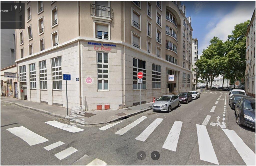 Parking souterrain Lyon 7
