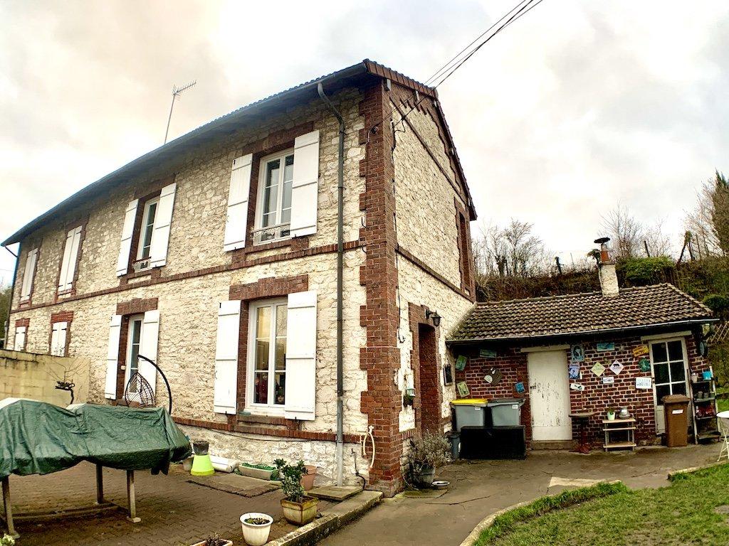 Maison en pierre de 80 m²