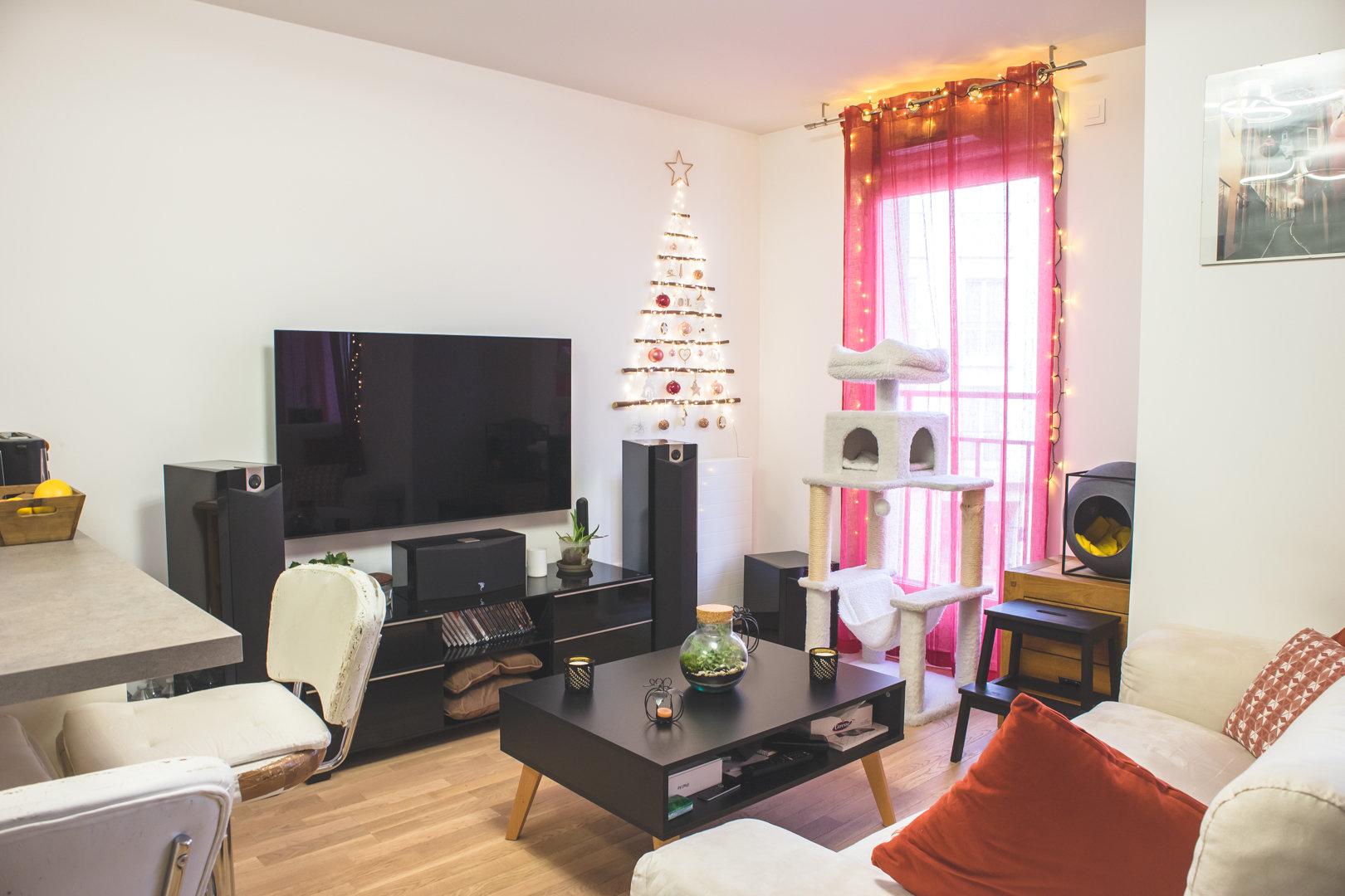 Appartement F2 dans résidence de standing