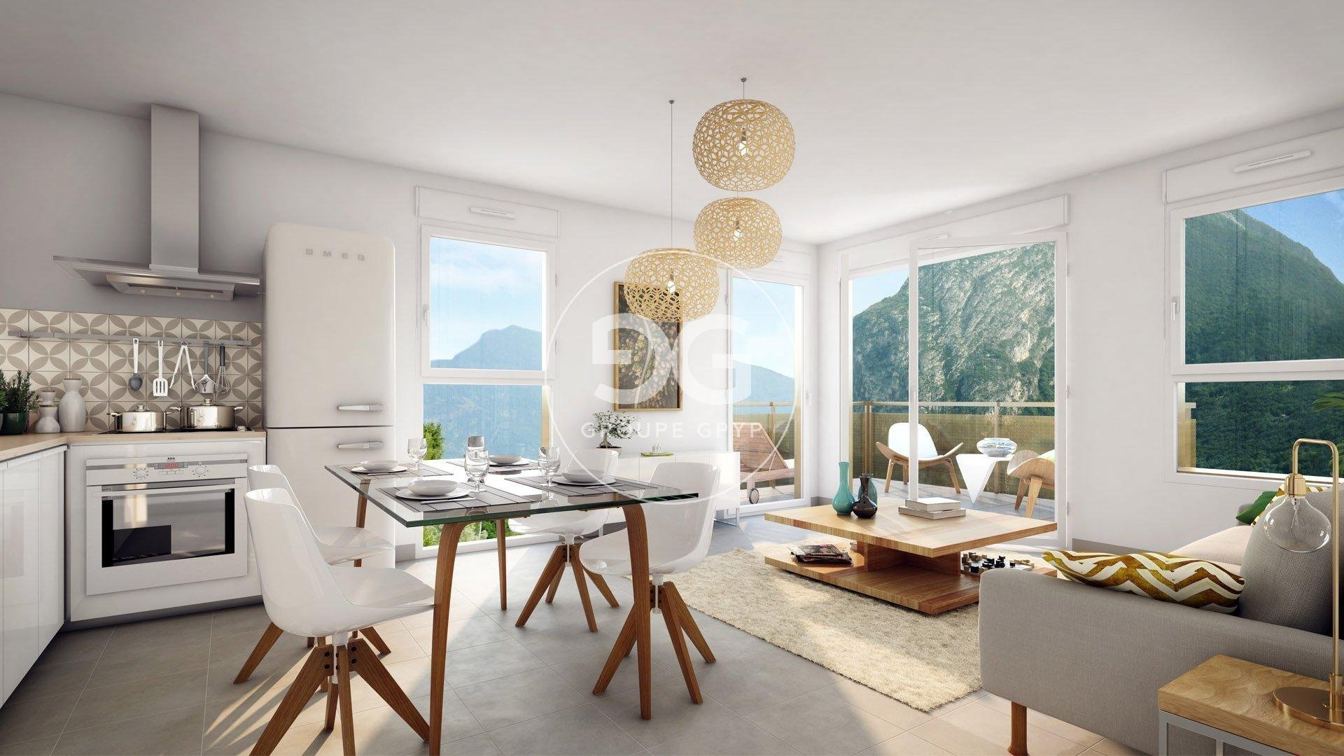 Sale Apartment - Bernin