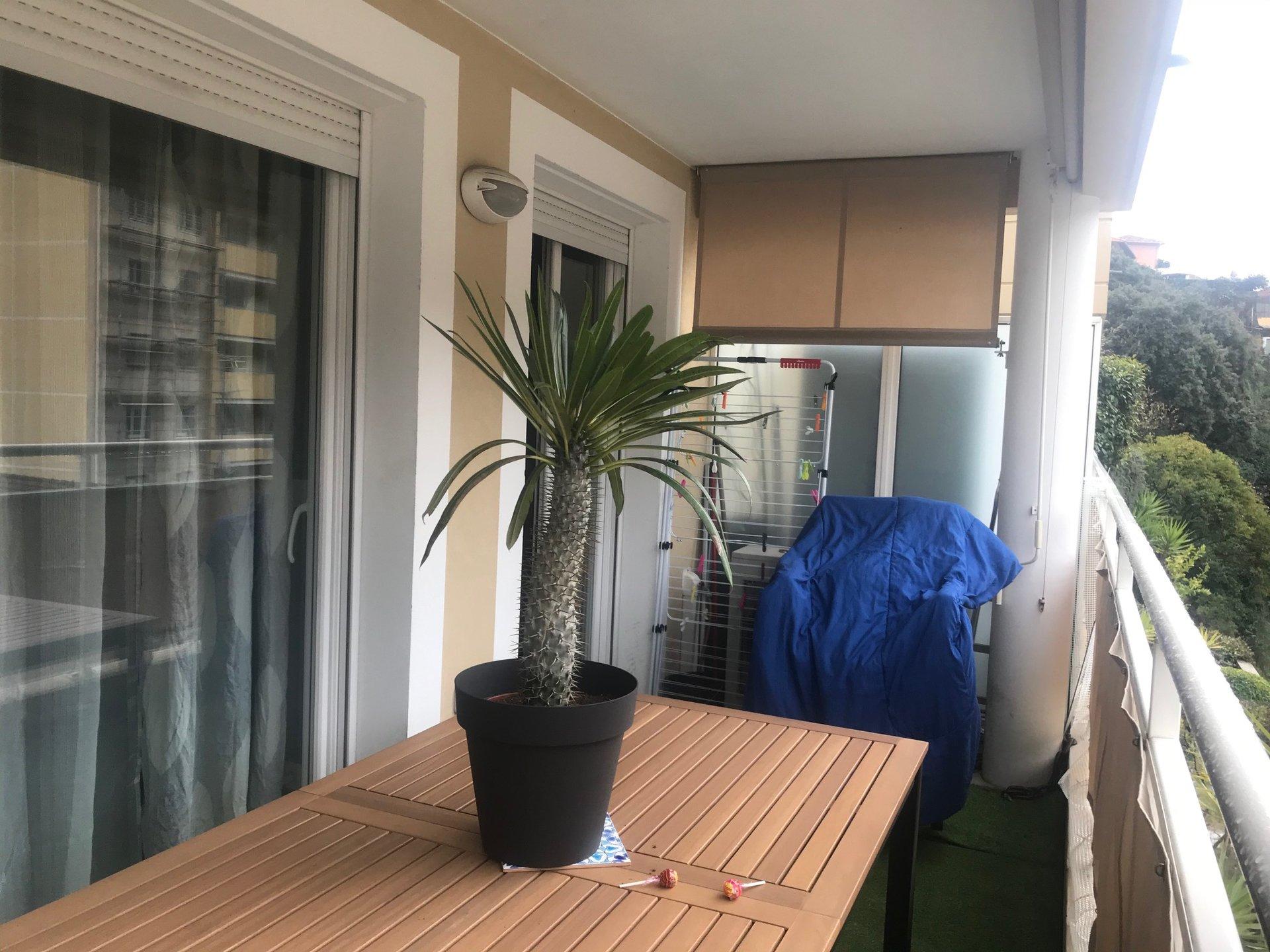 En exclusivité6 dans résidence de Standing T2 de 45m² avec terrasse expo S/O- proche centre- possibilité parking fermé en sus