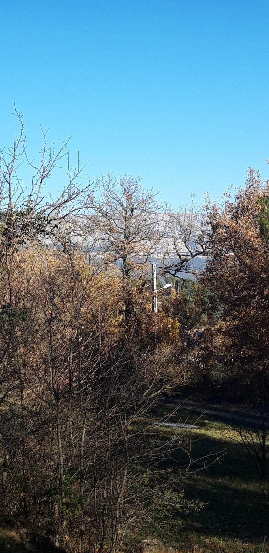 FUVEAU Centre village au calme sans vis à vis
