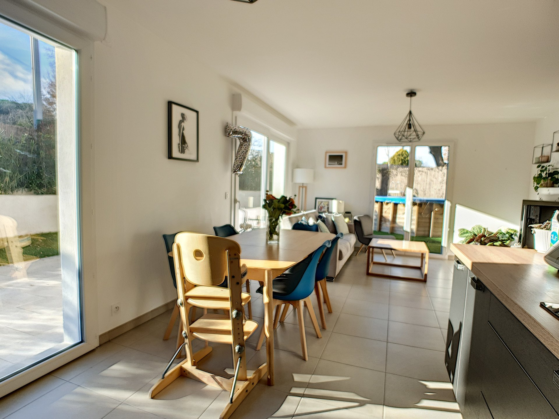 Vente villa individuelle récente 4P, Grasse SaintJacques