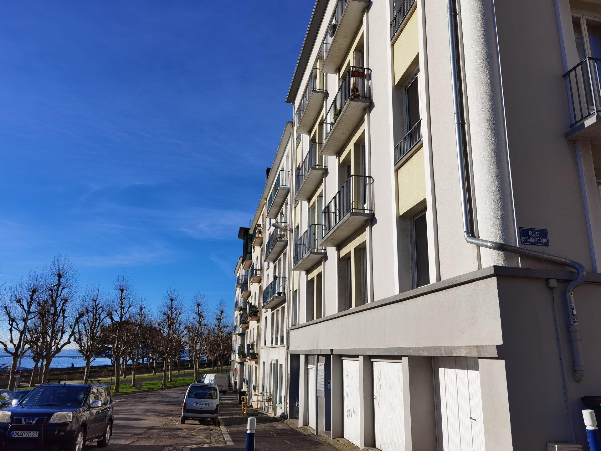 EXCLUSIVITÉ- T4 AVEC GARAGE - SIAM - COURS D'AJOT
