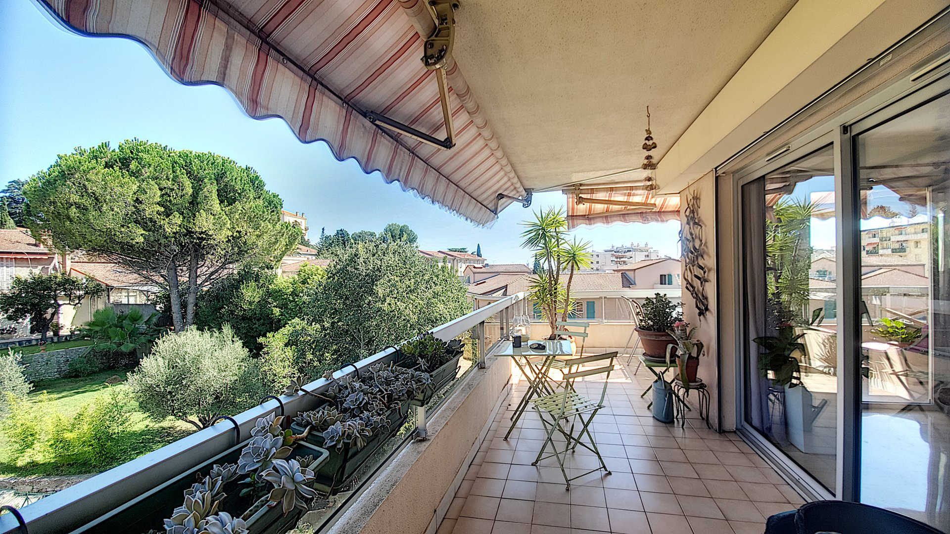 Location Appartement Cannes Carnot