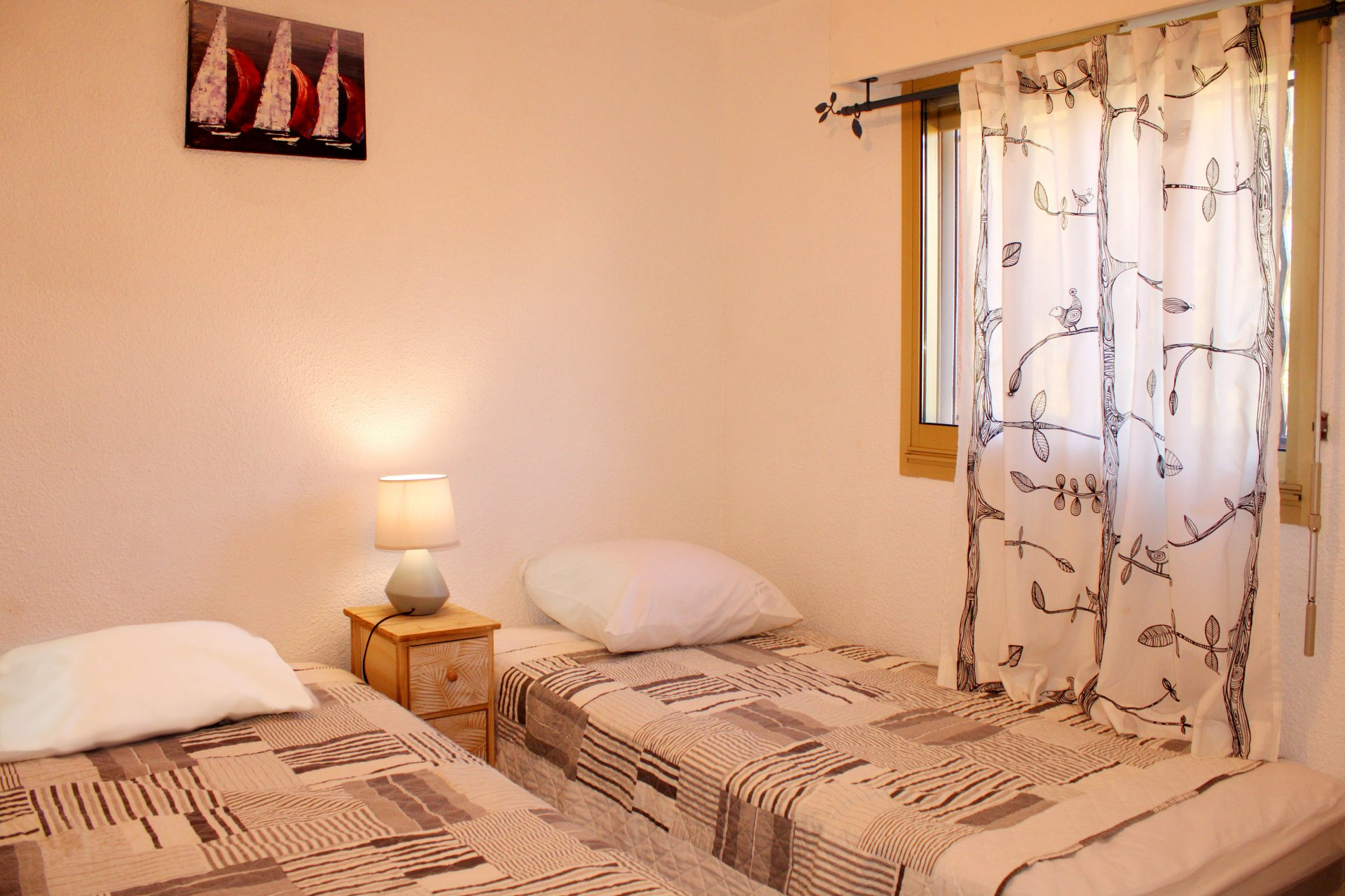 Affitto stagionale Appartamento - Théoule-sur-Mer