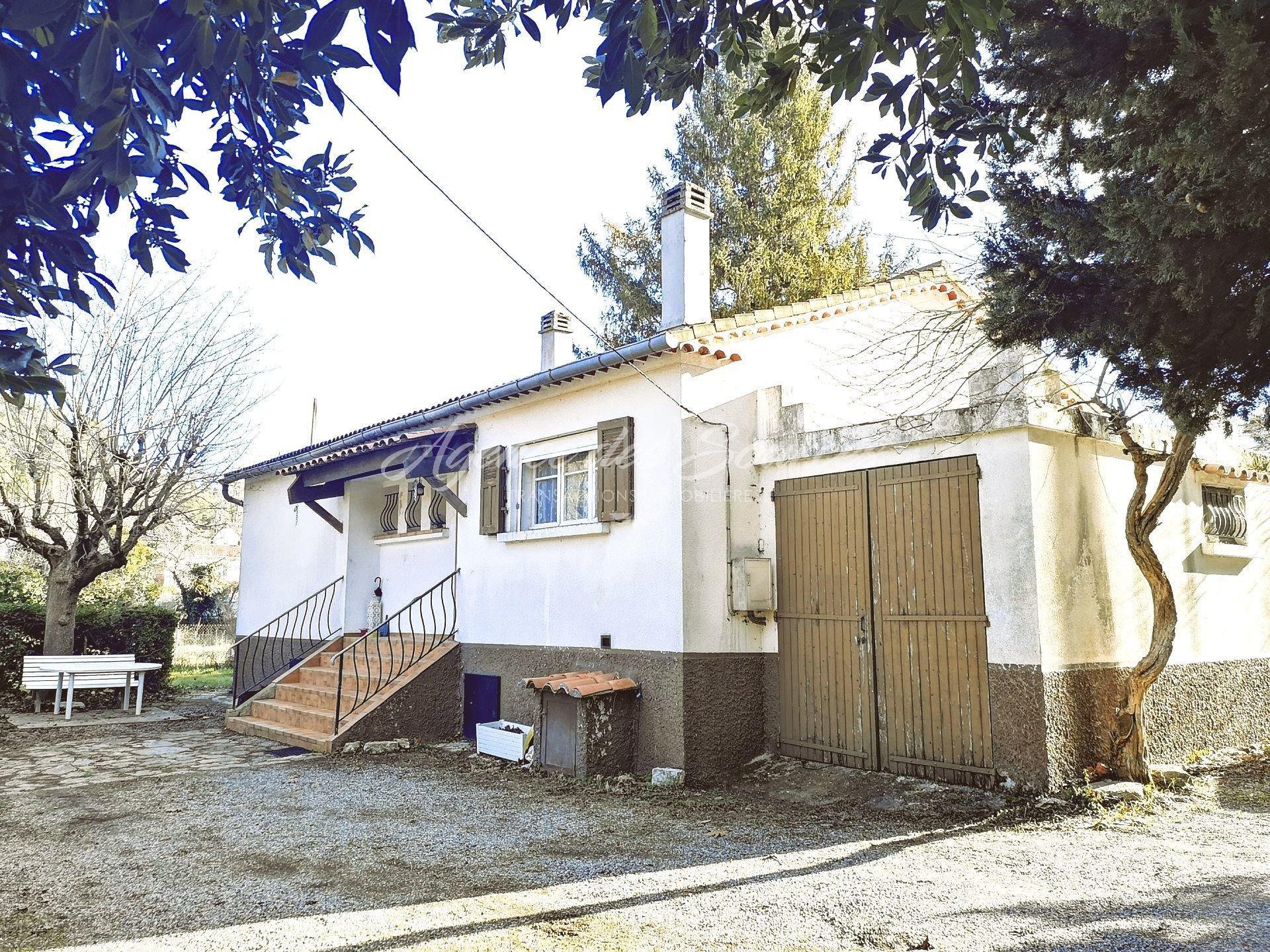 EXCLU :  Villa avec garage à Varages