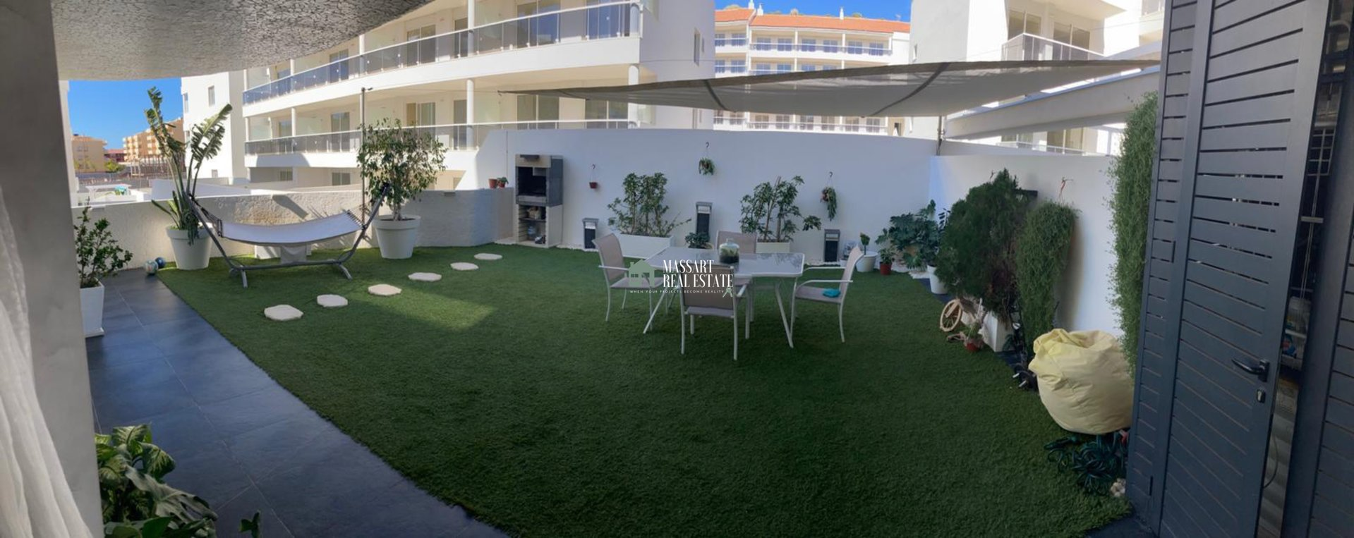 Appartement moderne d'environ 150 m2 à louer dans l'un des complexes résidentiels les plus prestigieux du sud de l'île, Las Olas (PalmMar).