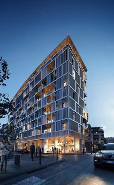 """Type 3 62 m2 + Terrasse et Parking """"NEUF"""""""