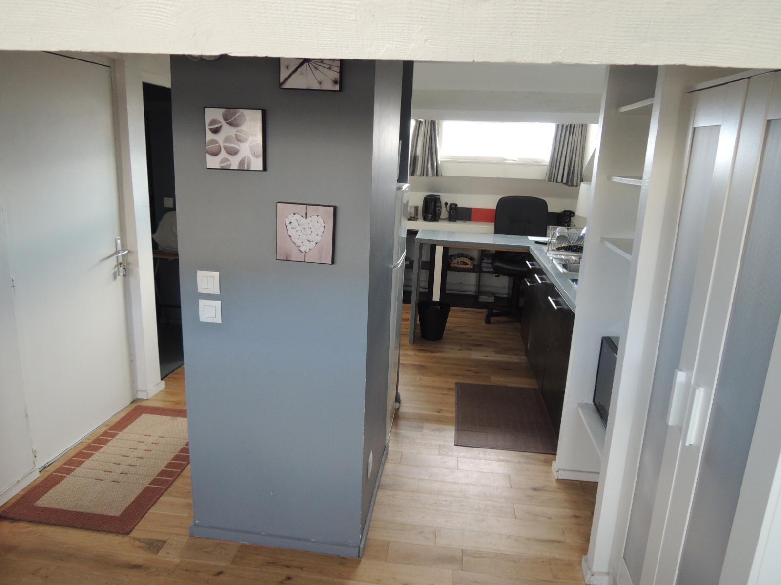 Studio 22 m², 3 chemin Montrigaud