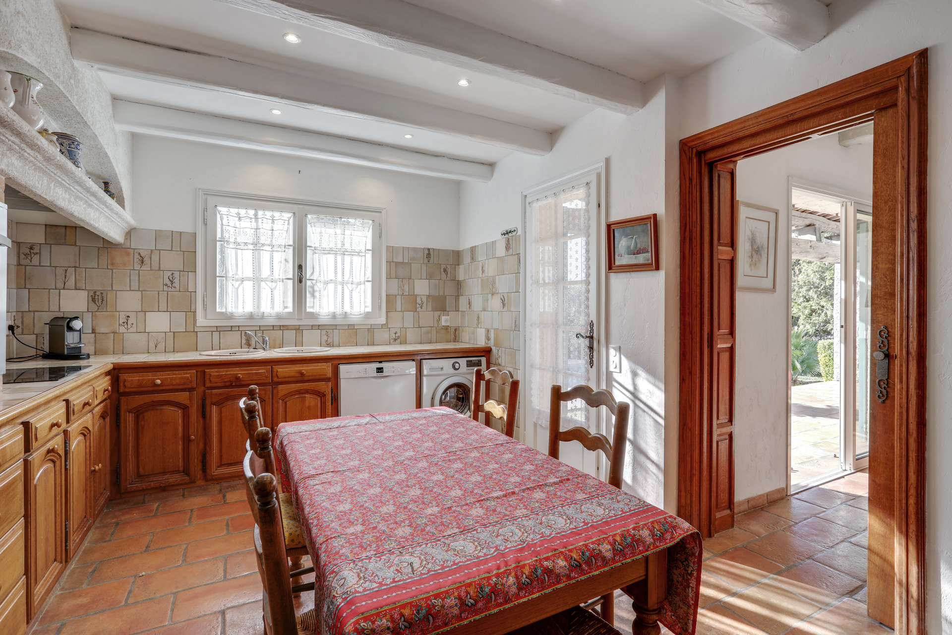 oint sole agent - Biot  Saint-Julien - Charming and sunny family home with pool - Walking distance to the village