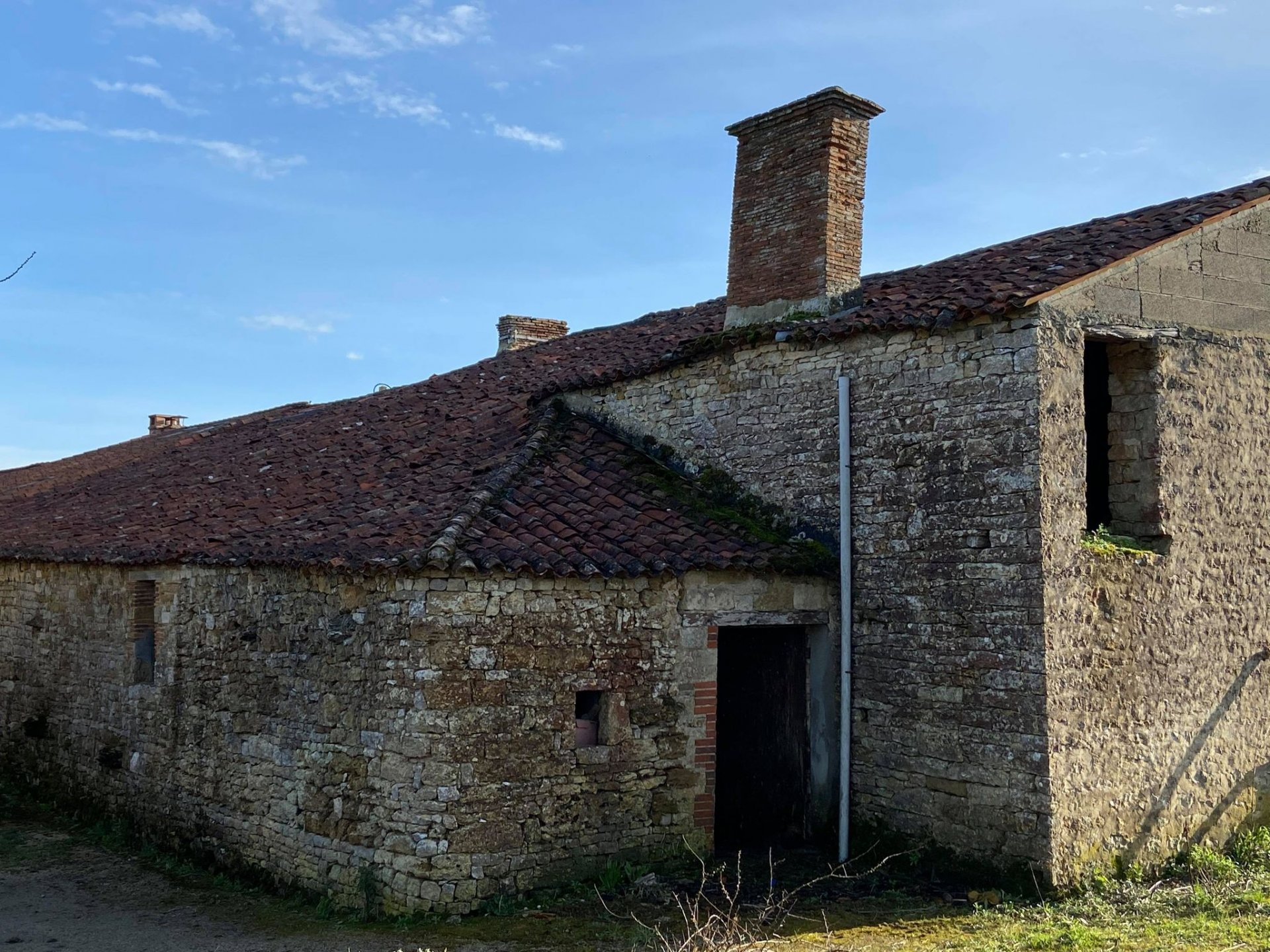Vente Maison de village Saint-Martin-Lars-en-Sainte-Hermine