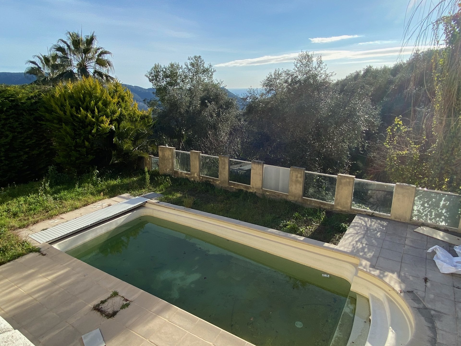 FRENCH RIVIERA HILLS OF NICE _ HOUSE