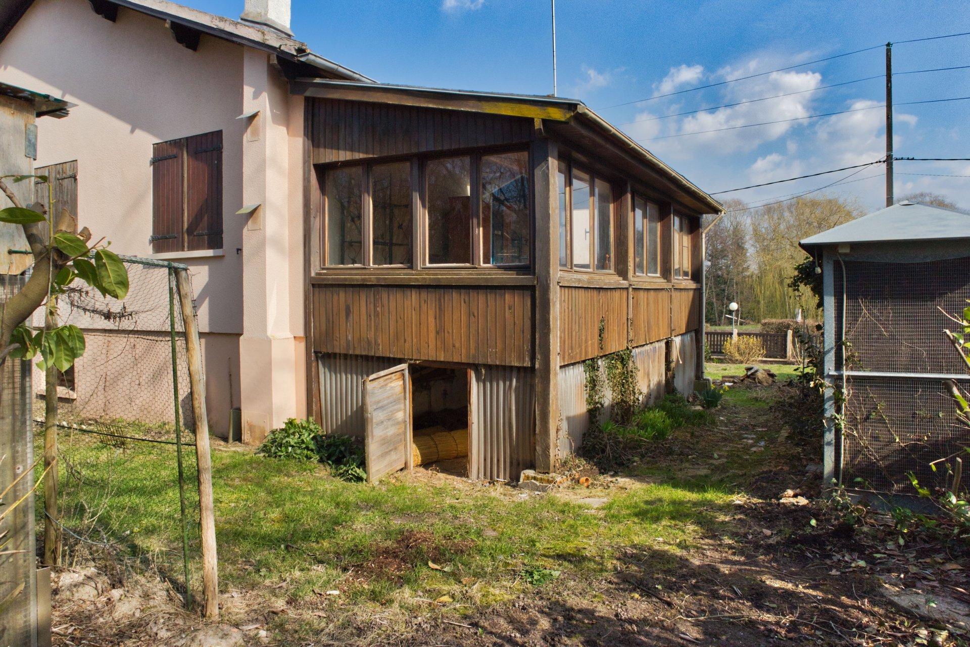 Maison avec vue panoramique à Condé-sur-Vesgre