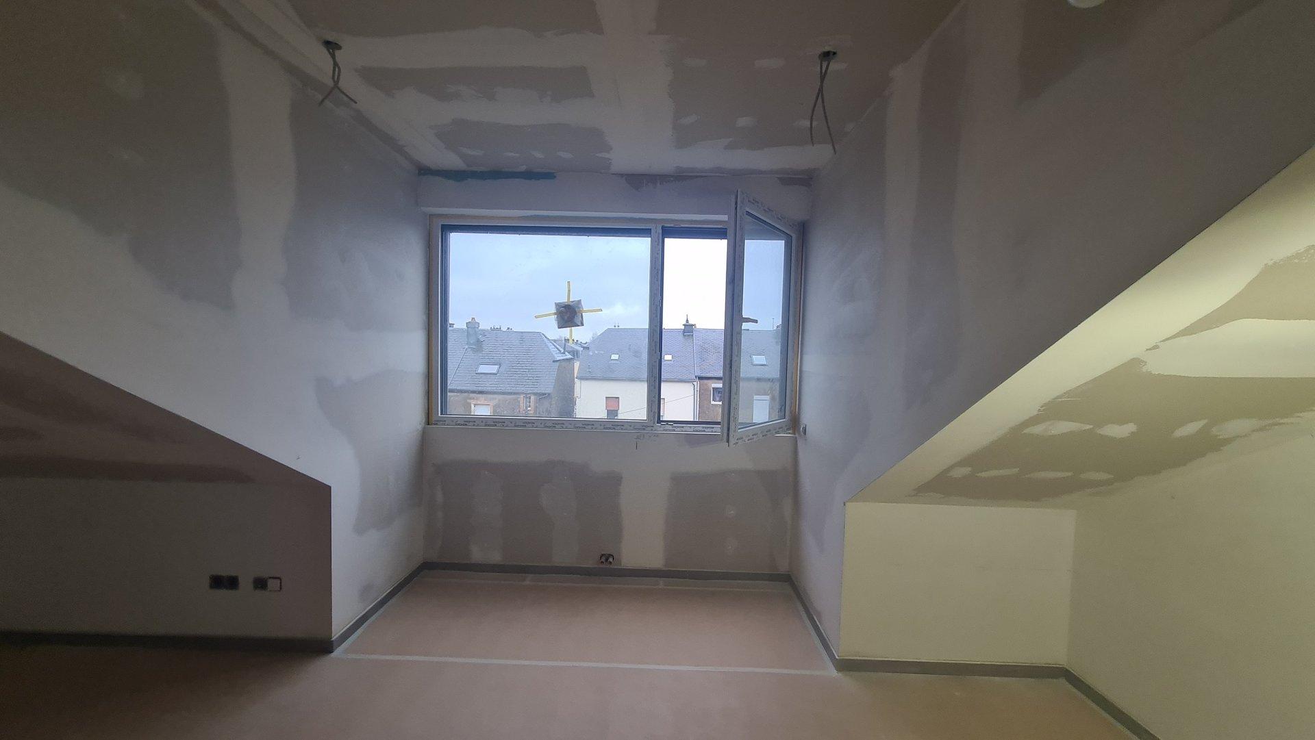 Triplex - 126 m2 habitables - neuf - Pétange