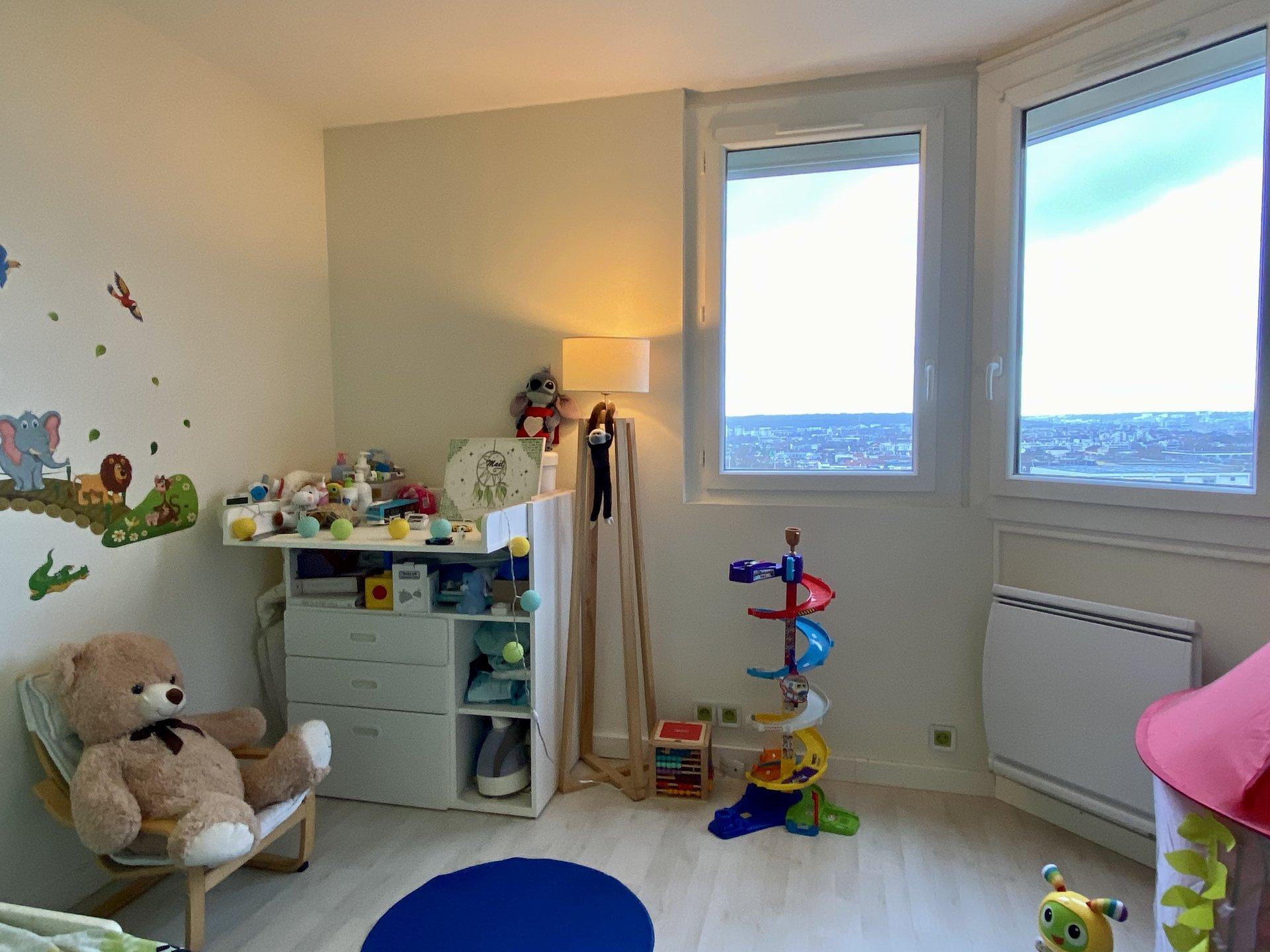 APPARTEMENT 3 pièces 63 m² avec cave et parking
