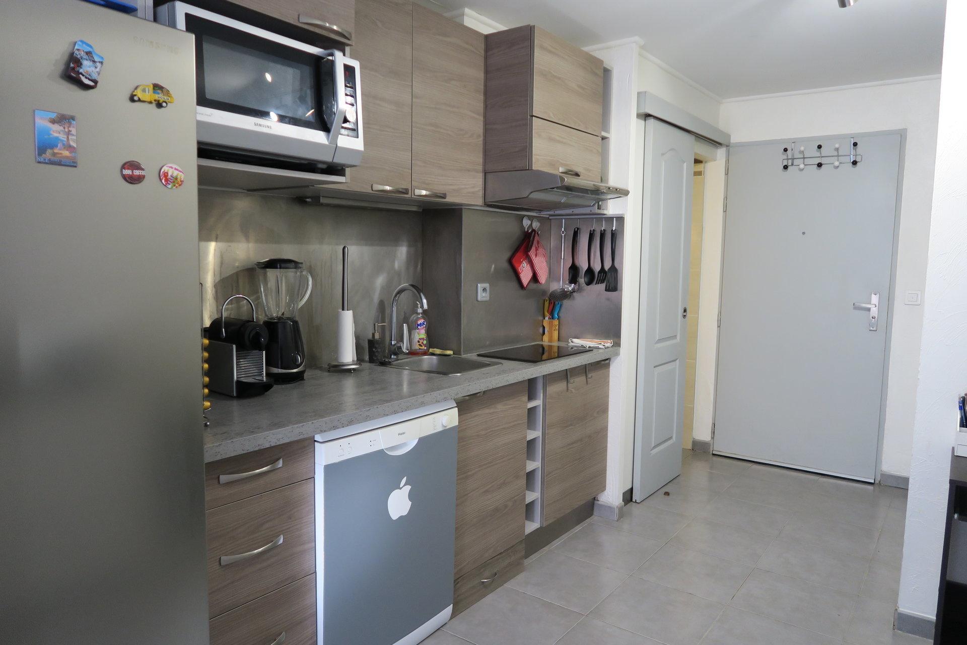 Appartement 2 Pièces 29 m² à vendre - Cagnes-sur-mer