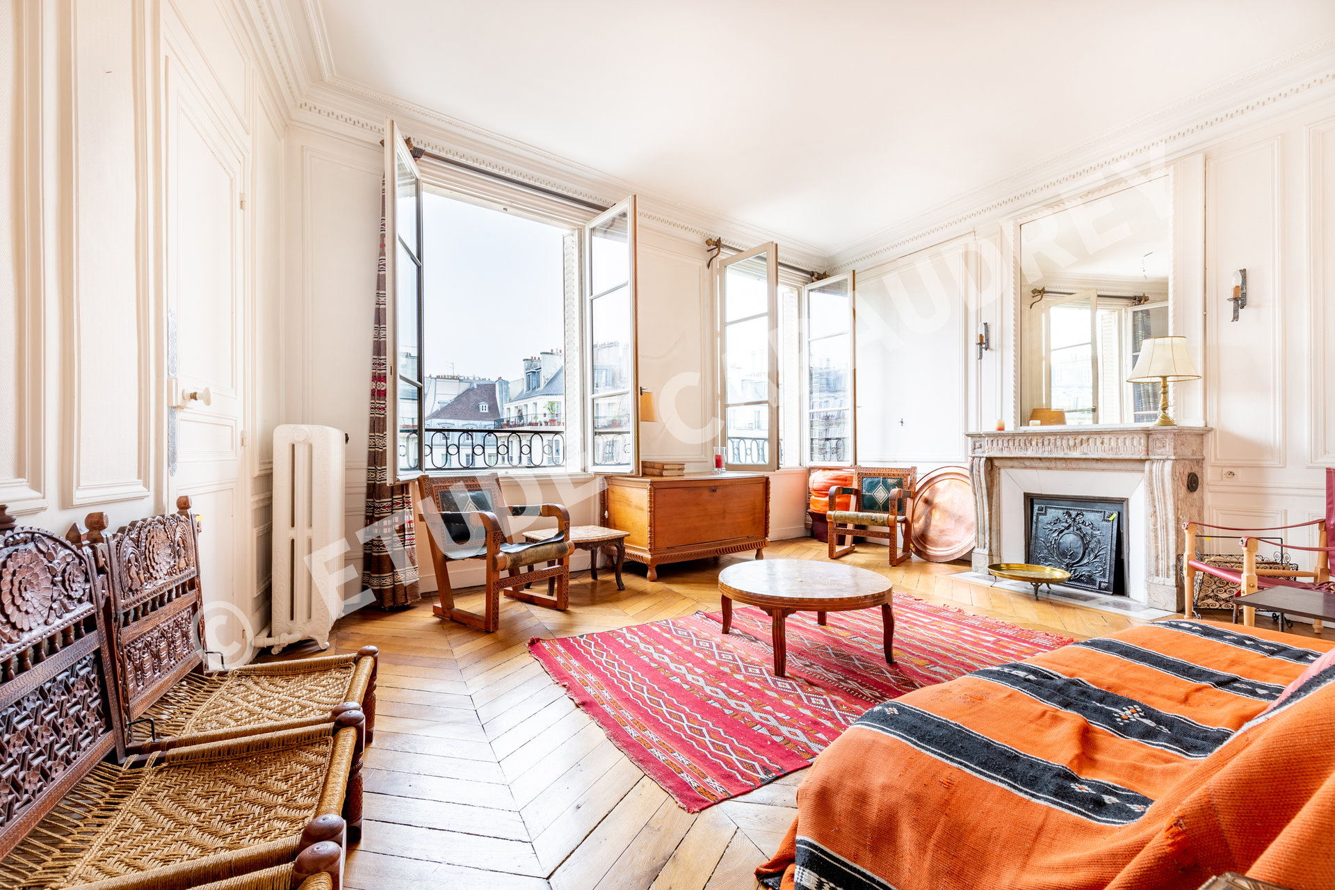 Vente Appartement Paris 4ème