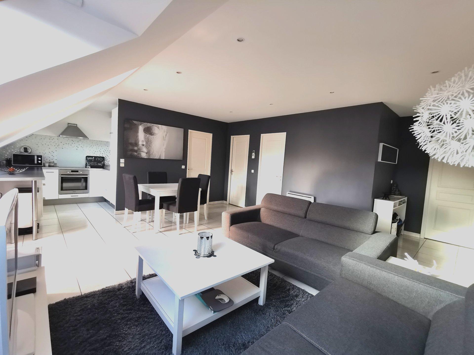 Appartement 3 pièces Impeccable !
