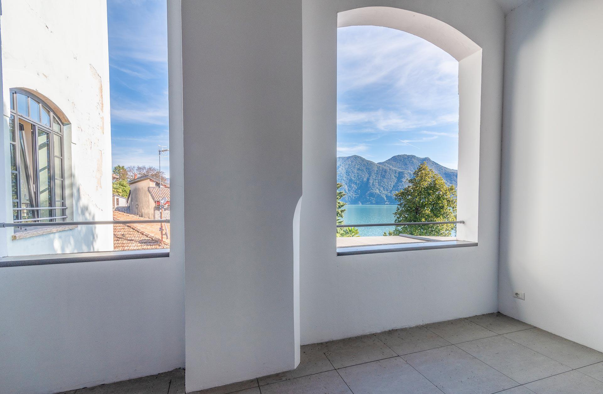 Renovated Loft for Sale in Ghiffa Lake Maggiore