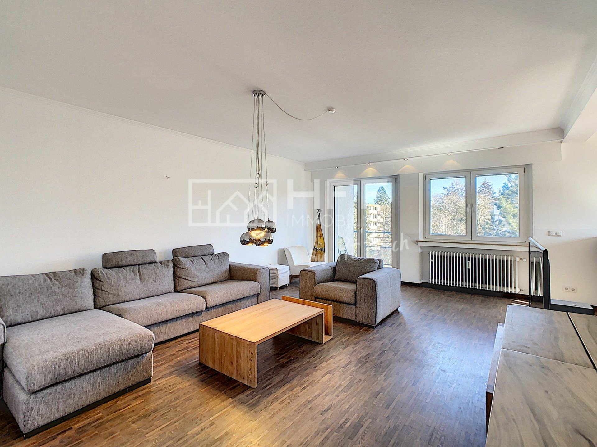 Fully furnished 2 bedroom in Luxembourg