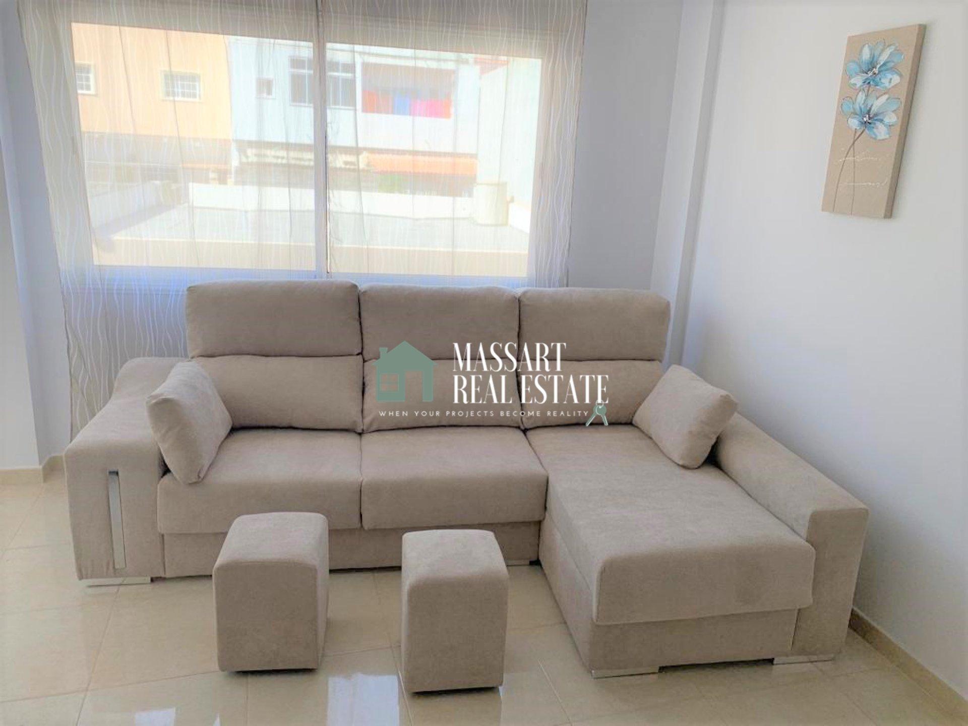 Appartement van ongeveer 60 m2 gelegen in Cabo Blanco en gekenmerkt door zijn goede staat van instandhouding.