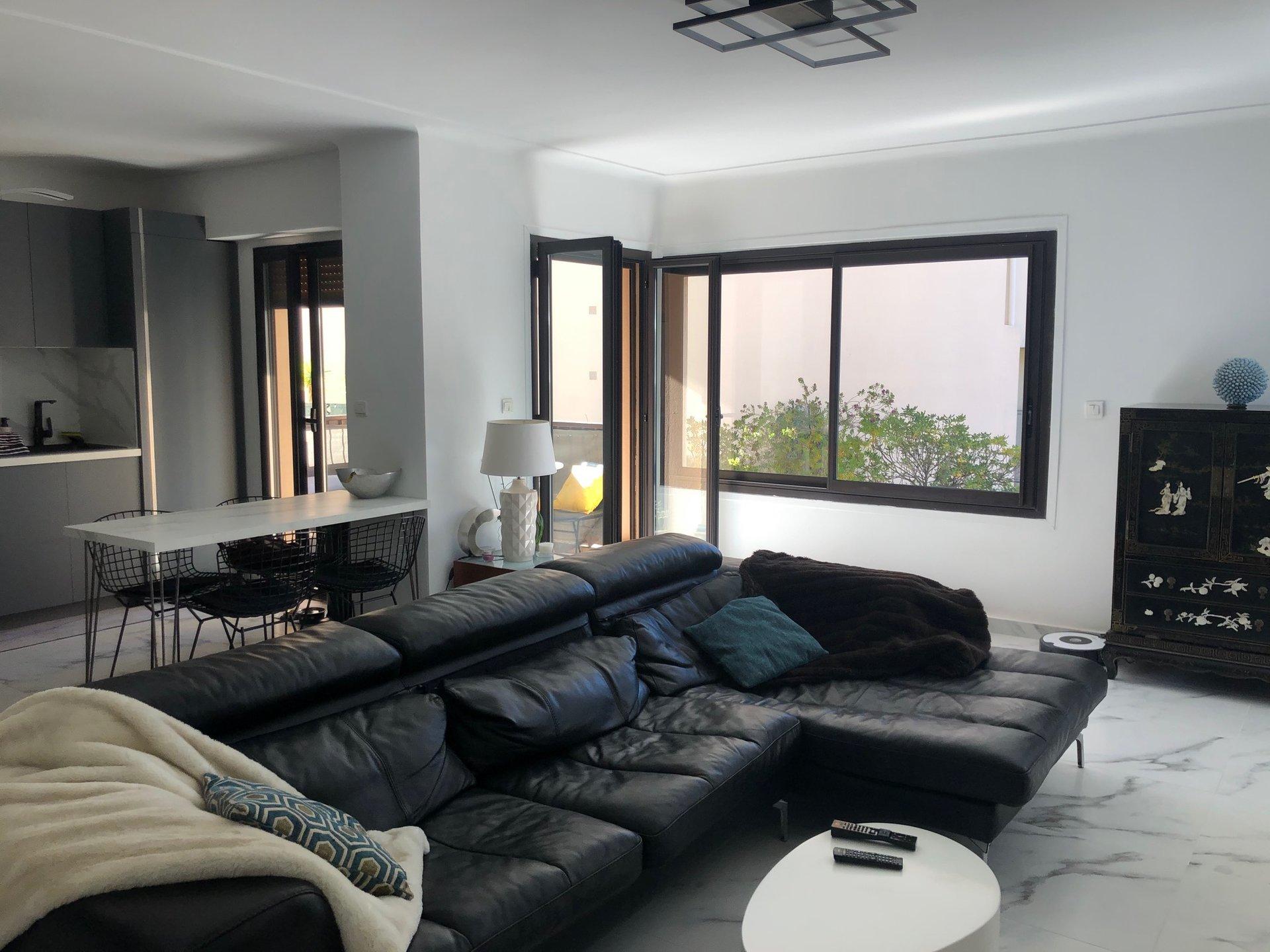 LE CANNET Magnifique appartement rénové