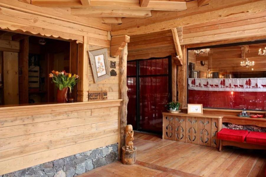 Hôtel***-Restaurant au coeur de la station de ski