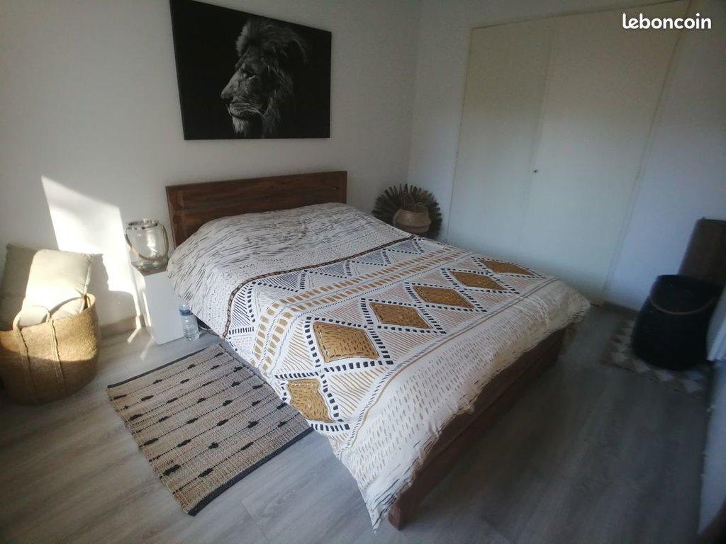 Appartement T4 (loué) bord de mer