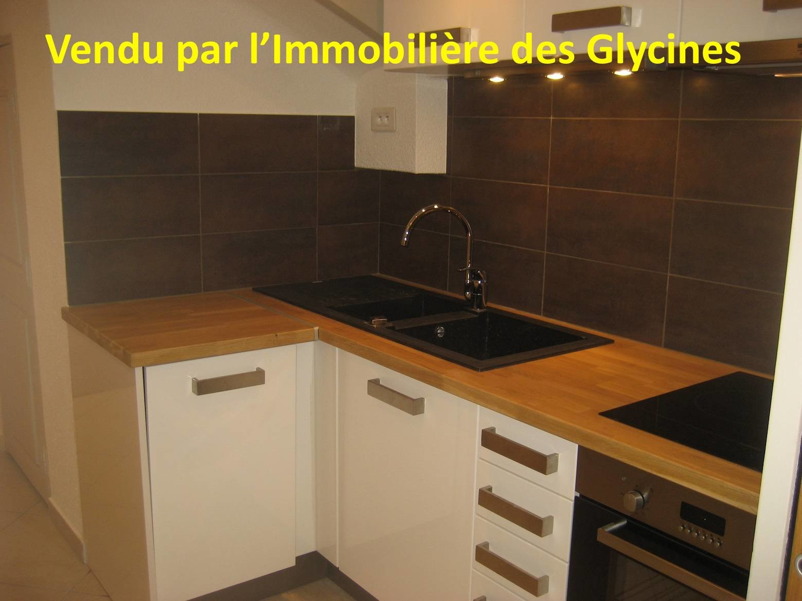 Vente Appartement - Camps-la-Source