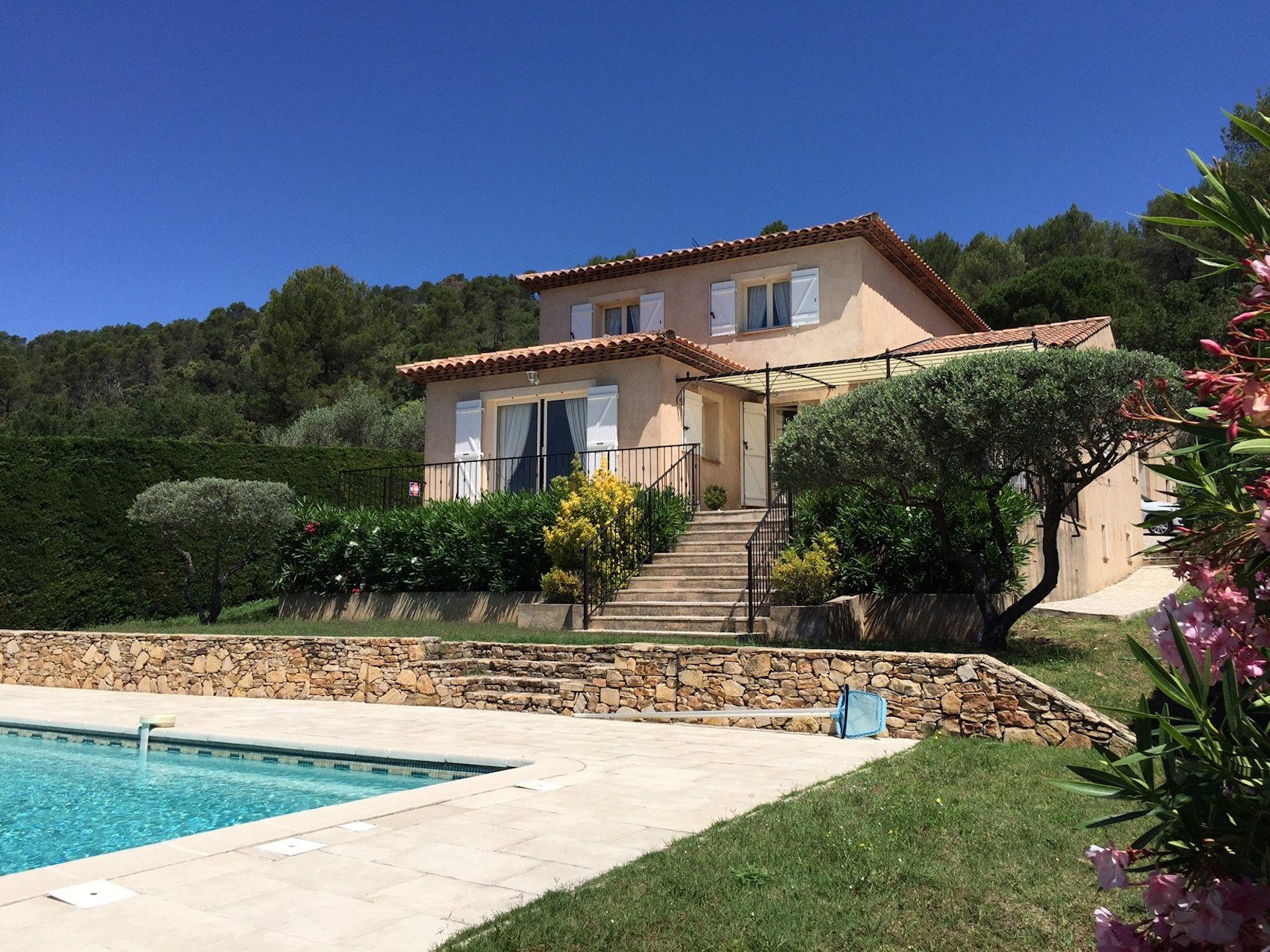 Villa Camps-la-Source Provence