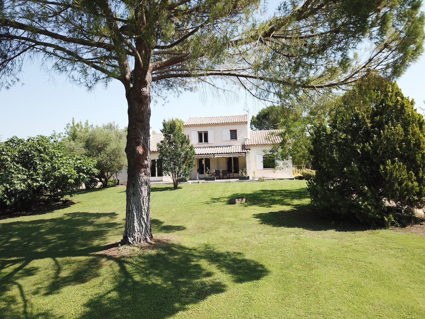 Le Val, a confortable house at 35 minutes from the seaside