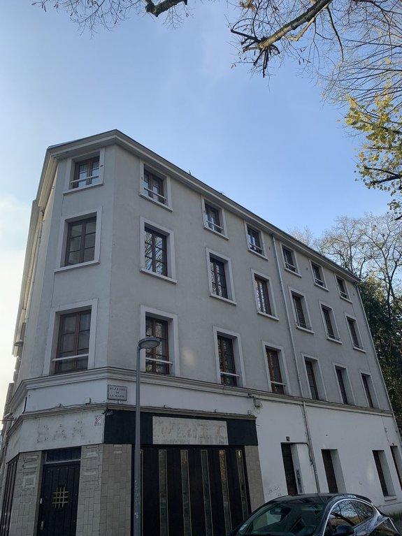 Immeuble 260 m2 Rouen droite